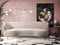 Flare Blush Velvet Sofa - Al Rugaib Furniture (2282336223328)