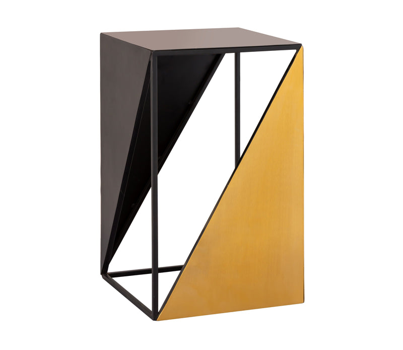 Bidar Side Table - Al Rugaib Furniture (4576468074592)