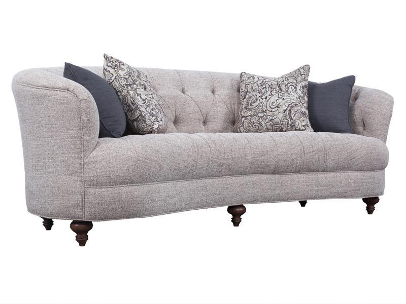 Desseray - Pewter Sofa - Al Rugaib Furniture (9067594322)