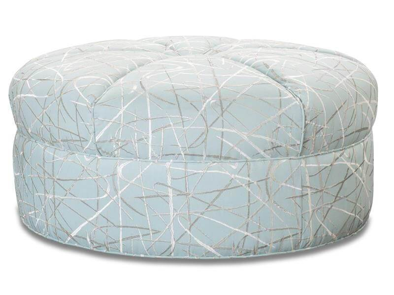 Accent Cocktail Ottoman - Al Rugaib Furniture (2283011899488)