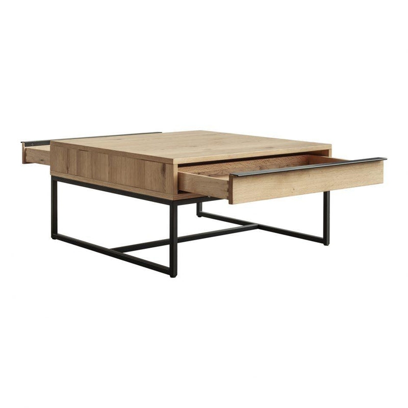 Nevada Coffee Table - Al Rugaib Furniture (4583292371040)