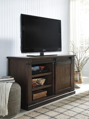 Budmore Medium TV Stand - Al Rugaib Furniture (499393429532)