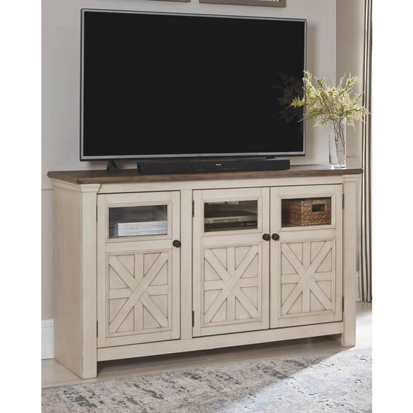 Bolanburg Large TV Stand - Al Rugaib Furniture (2223297495136)