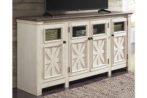 "Bolanburg 74"" TV Stand - Al Rugaib Furniture (1904497688672)"