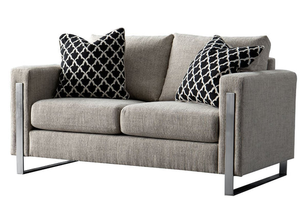 Najla Loveseat - Al Rugaib Furniture (4580682858592)
