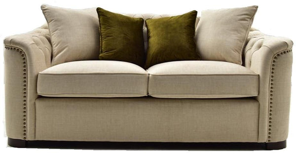 Classic Sofa - 2 seater - Al Rugaib Furniture (4579531489376)