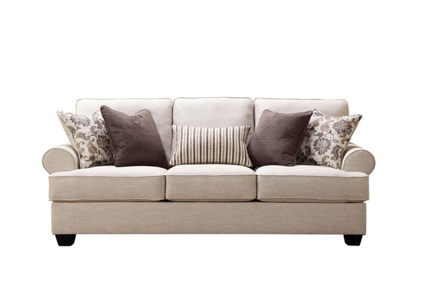 Allisa  Sofa - Al Rugaib Furniture (4580726800480)