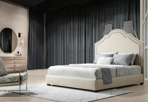 Just Jasmine Bed - Al Rugaib Furniture (4574052515936)