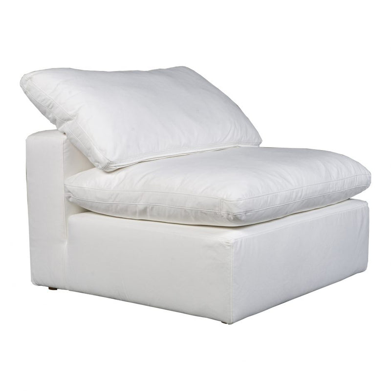 Terra Condo Slipper Chair Livesmart Fabric Cream (4732399812704)