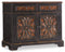 Two Drawer Two Door Chest - Al Rugaib Furniture (4688698540128)
