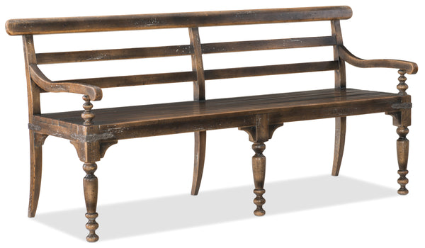 Helotes Dining Bench (4688800612448)