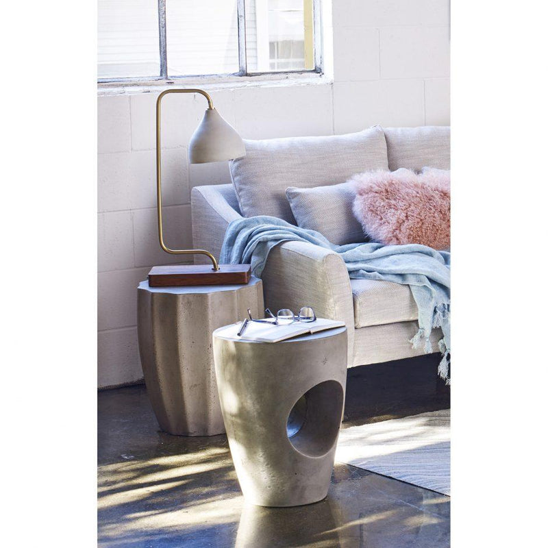 Aylard Ourdoor Stool - Al Rugaib Furniture (4583248527456)