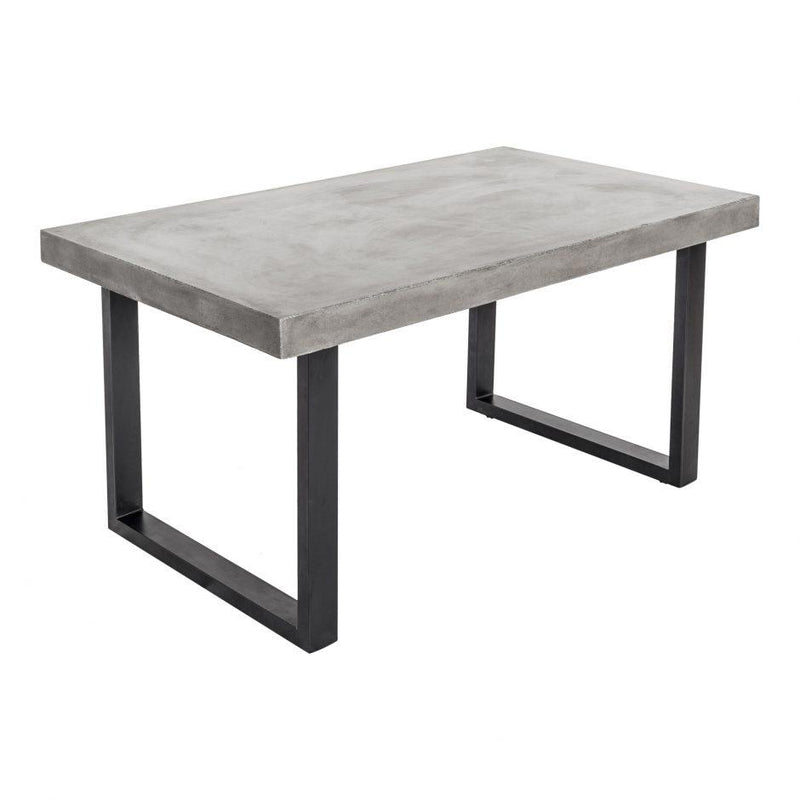 Jedrik Outdoor Dining Table Small - Al Rugaib Furniture (4583201701984)