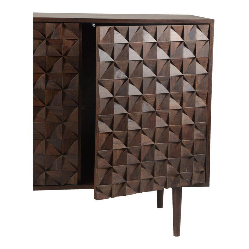Pablo 3 Door Sideboard - Al Rugaib Furniture (4583164313696)