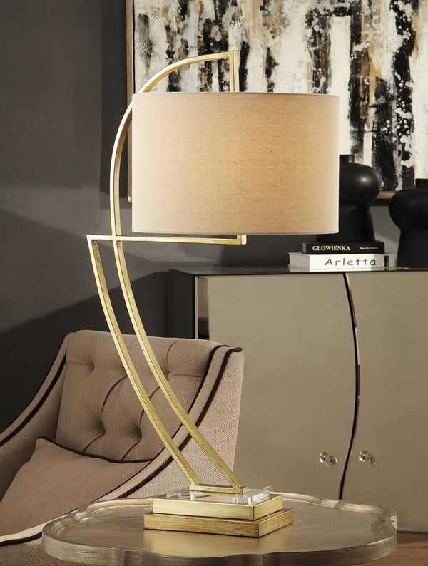 Norris Table Lamp - Al Rugaib Furniture (4494518124640)