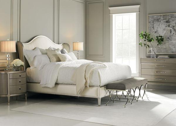 Caracole Classic - Bedtime beauty bed - Set - Al Rugaib Furniture (4689887658080)