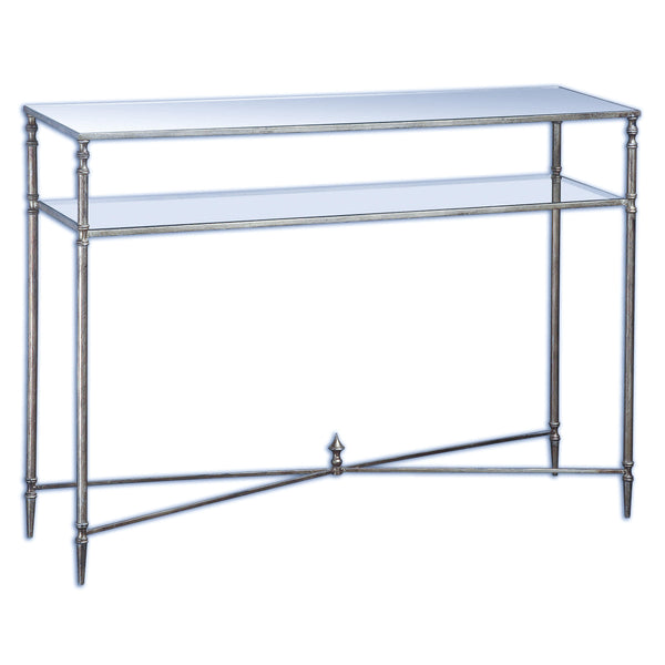 Henzler Console Table - Al Rugaib Furniture (4483223814240)