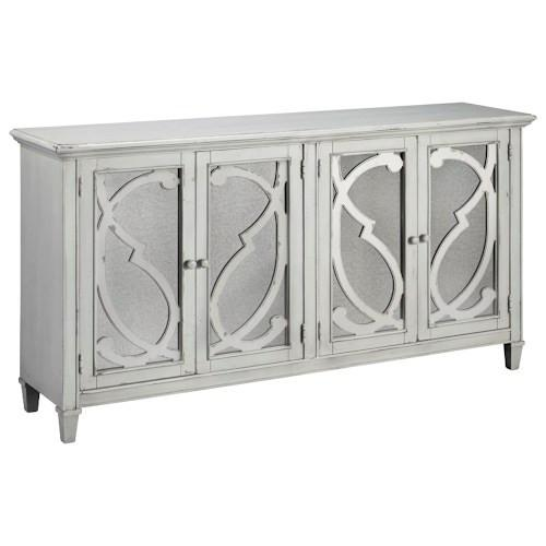 Mirimyn DOOR ACCENT CABINET - Al Rugaib Furniture (9443762450)