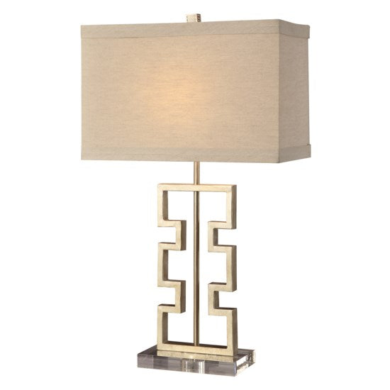 "Azteca Table Lamp 27""Ht - Al Rugaib Furniture (4665969705056)"