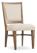 Stol Upholstered Side Chair - 2 per carton/price ea - Al Rugaib Furniture (4688703684704)