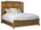 Cal King Wood Panel Bed - Al Rugaib Furniture (4688796450912)