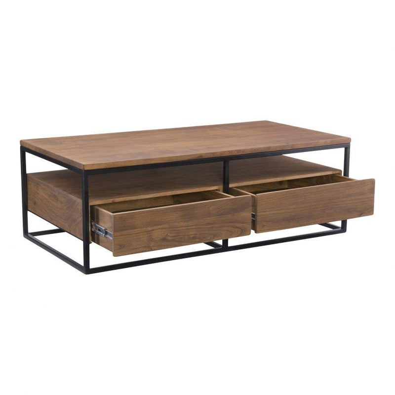 Vancouver Coffee Table - Al Rugaib Furniture (4583214547040)