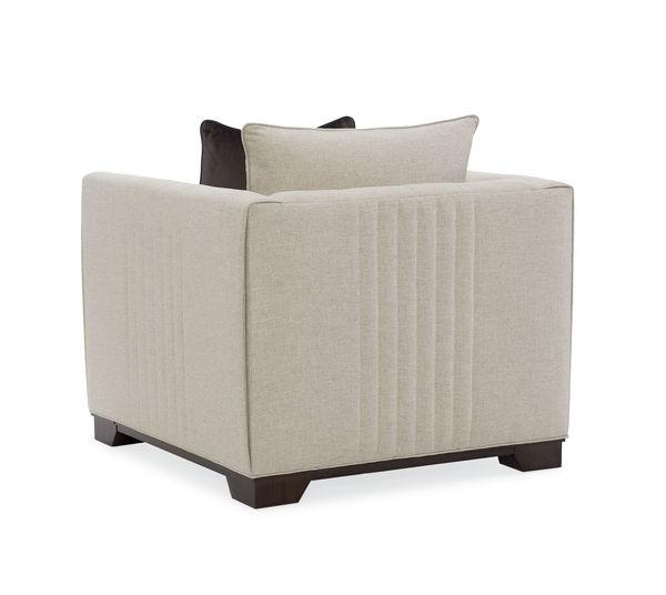Modern Streamline - Modern Chair - Al Rugaib Furniture (169938485276)