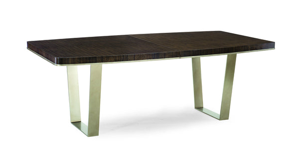 Modern Streamline - Streamline Dining Table - Al Rugaib Furniture (170333077532)