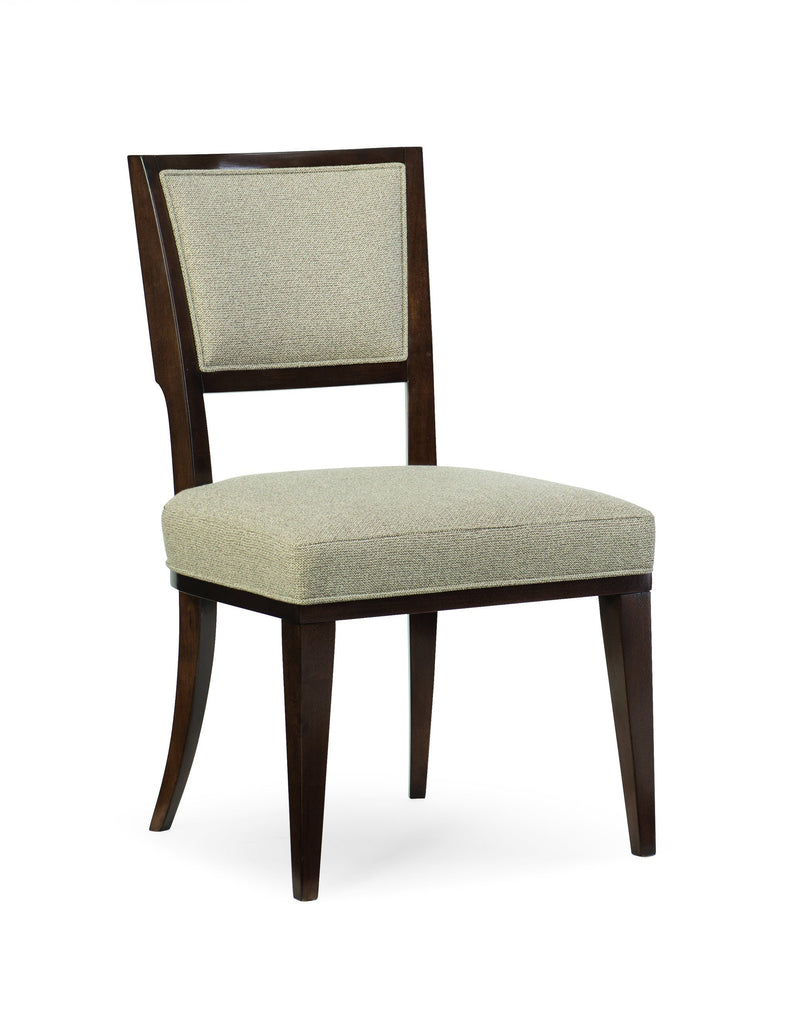 Modern Streamline - Modern Side Chair - Al Rugaib Furniture (170530504732)