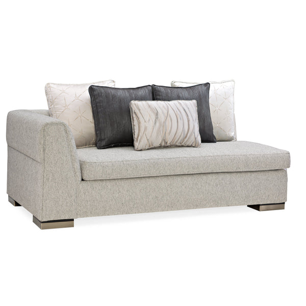 MODERN EDGE - EDGE LAF LOVESEAT - Al Rugaib Furniture (4576441532512)