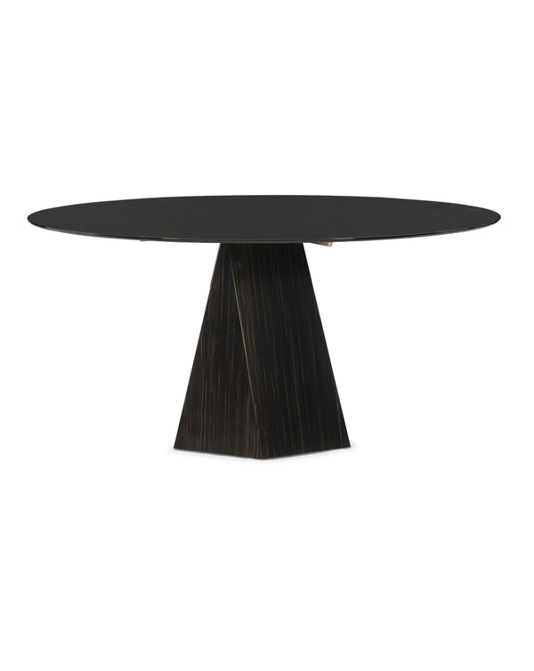 Modern Edge - Vector Dining Table - Al Rugaib Furniture (4576441860192)