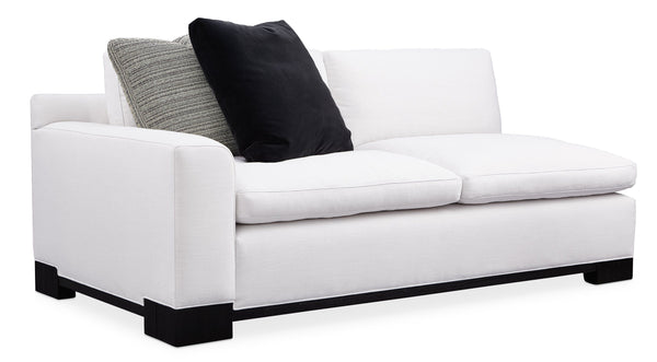 MODERN ARTISANS REMIX - REFRESH LEFT ARM LOVESEAT - Al Rugaib Furniture (4576443269216)