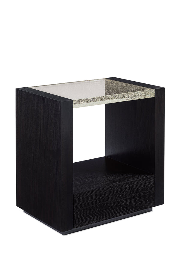 Modern Artisan Remix - Remix Small Nightstand - Al Rugaib Furniture (4576444907616)