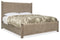 Lucio Cal King Woven Panel Bed - Al Rugaib Furniture (4688805068896)