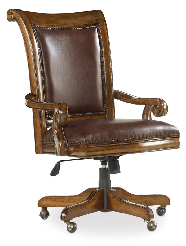 Tilt Swivel Chair - Al Rugaib Furniture (4688694247520)