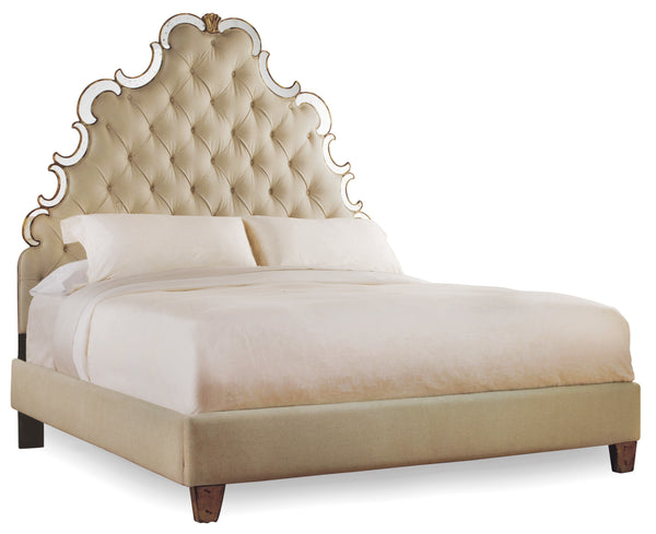 6/0 Tufted Bed-Bling - Al Rugaib Furniture (4688748576864)