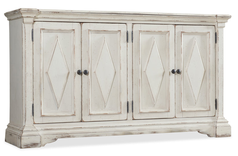Four-Door Cabinet - Al Rugaib Furniture (4688790421600)