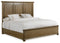 Cal King Wood Mansion Bed - Al Rugaib Furniture (4688804085856)