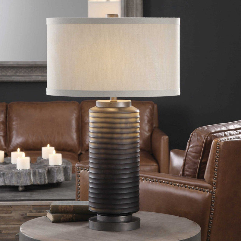 URBANO TABLE LAMP - Al Rugaib Furniture (4658759729248)