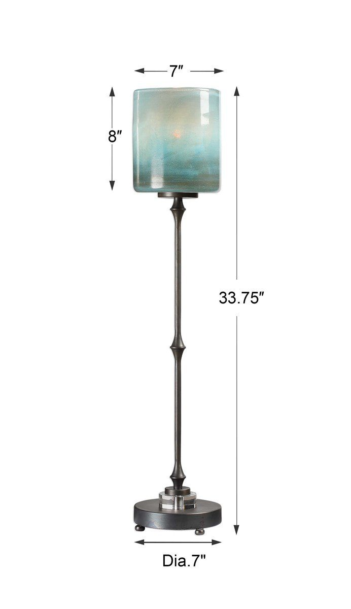 FARRAIGE BUFFET LAMP - Al Rugaib Furniture (4658759958624)