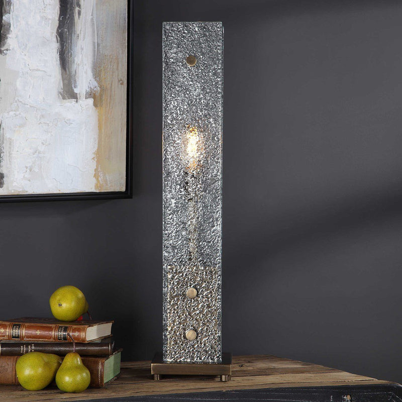 HADARA ACCENT LAMP - Al Rugaib Furniture (4658755272800)