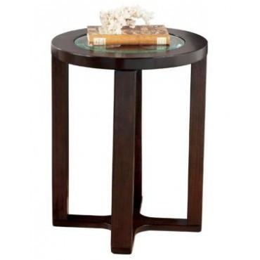 Marion Round End Table - Al Rugaib Furniture (9530500306)