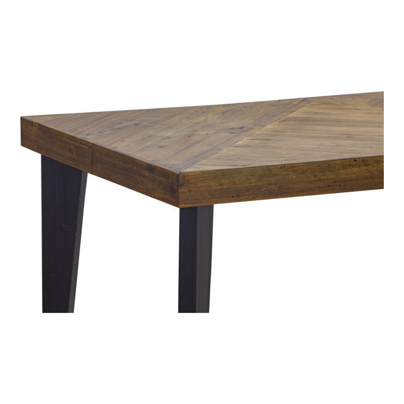 Parq Rectangular Dining Table - Al Rugaib Furniture (4583199670368)