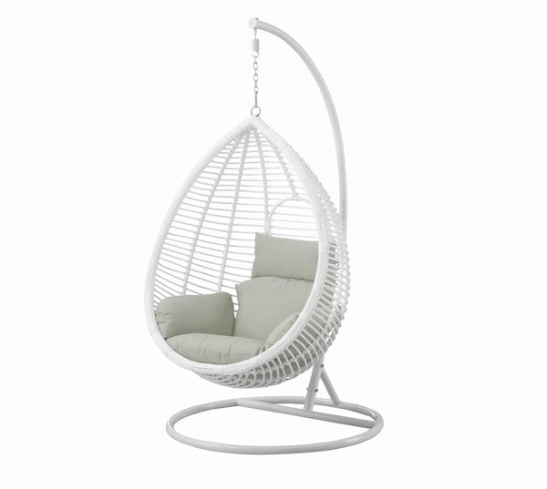 Hangging chair with cushion (4787173294176)