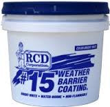 #15 Weather Barrier Coating