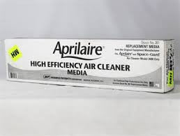 AIR CLEANER PARTS  --  Aprilaire Model 2600