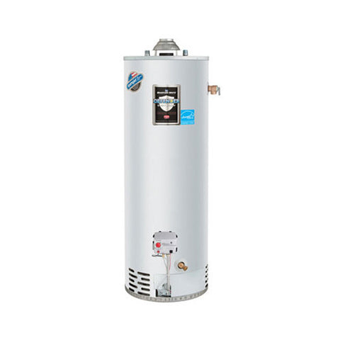 GAS UPRIGHT WATER HEATERS - MODELS WITH TOP RELIEF VALVE OPENING - M4 SERIES