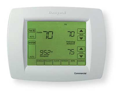 COMMERCIAL DIGITAL THERMOSTAT - VISIONPRO TB8000
