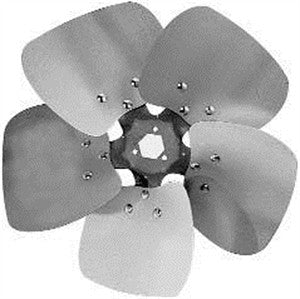 5-Blade Counter Clockwise Rotation  ---  Universal Replacement Propellers