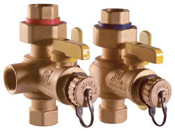 Isolator Tankless Water Heater Installation Kits